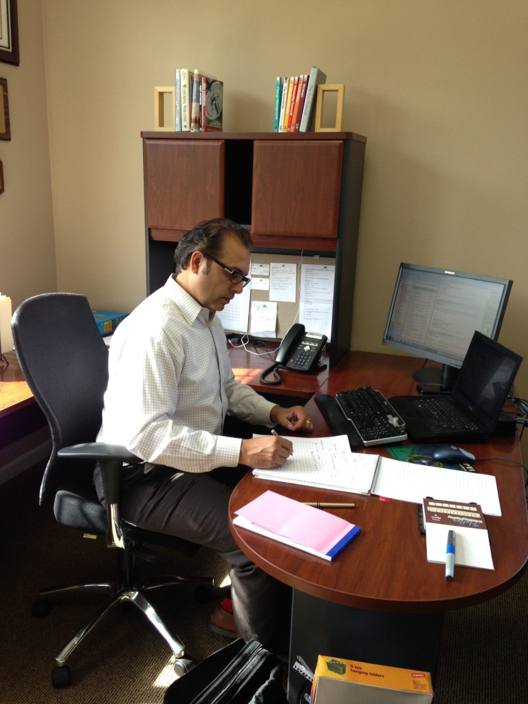 Haris Ahmed, Mnagement consulting